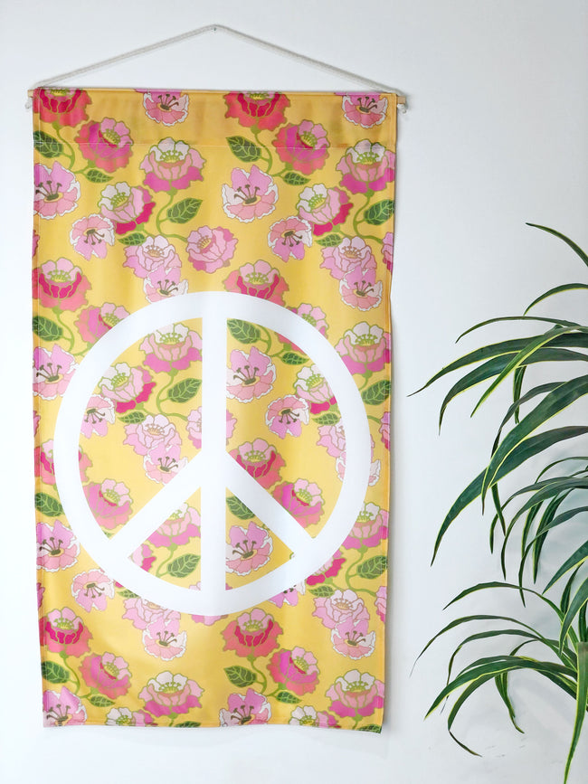 Flower Power | Wall Hanging - 2 Sizes!