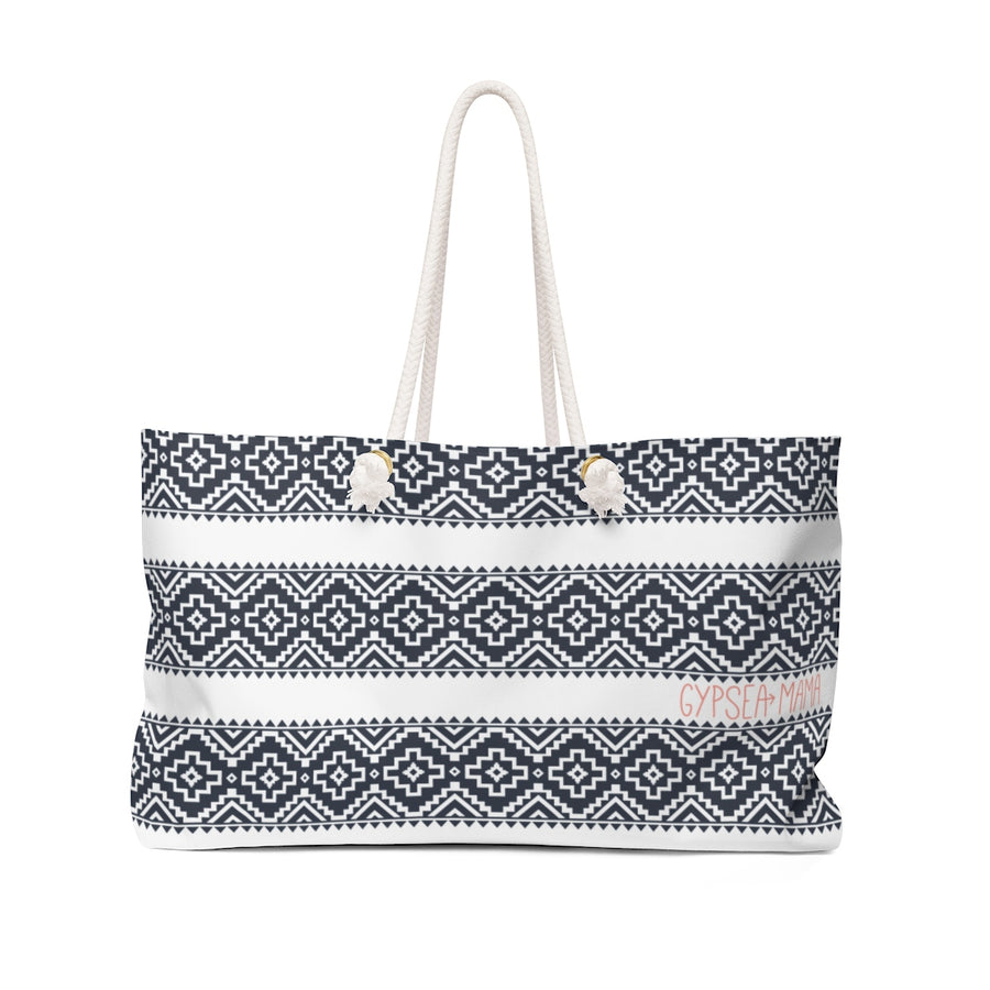 Gypsea Mama Rope Handle Beach Bag + Weekend Tote