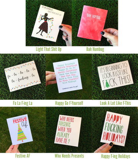 Create Your Own Mix & Match Holiday Card 10 Pack
