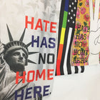 No Hate, Only Peace | Large Wall Hanging