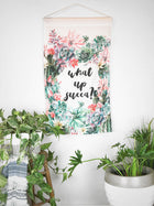Love Succs | Large Wall Hanging