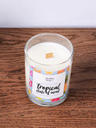 Tropical State of Mind<br>Hand Poured Vegan Soy Candle