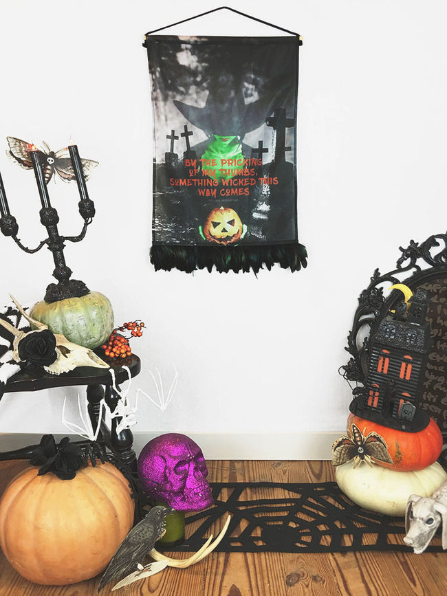 Wicked Halloween | Small Wall Hanging