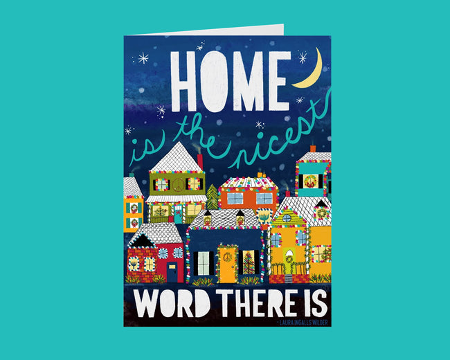 Wilder Holiday Homes - Holiday Greeting Card Packs