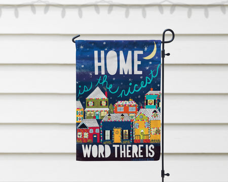Wilder Holiday Homes Garden Flag + Wall Hanging - Multiple Options Available!