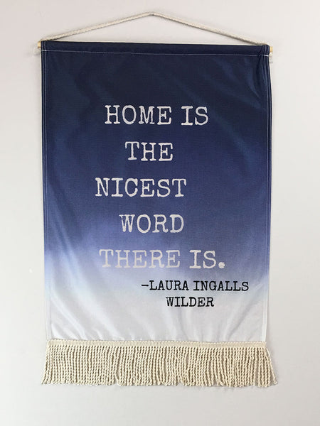 Wilder Home | Small Wall Hanging