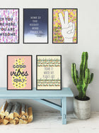Boho Art Prints Wall Decor by Declaration HOME
