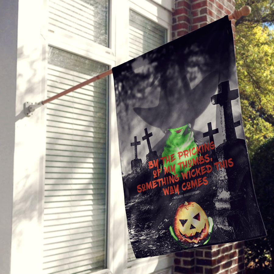 Wicked Halloween | Large Wall Hanging