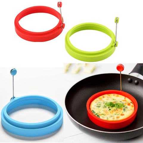 Silicone Omelette / Fired Egg Mold