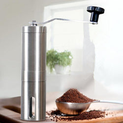 Manual Hand Mill Coffee Grinder