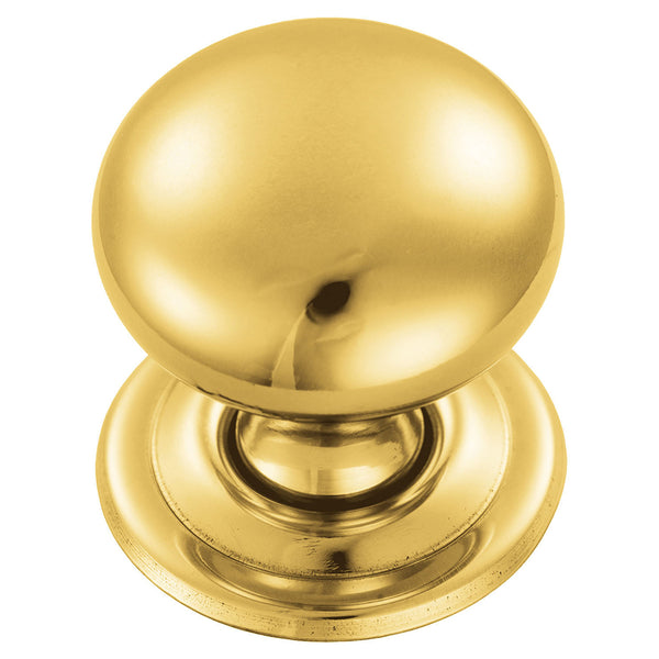 Carlisle Brass FTD HOLLOW VICTORIAN KNOB 38MM