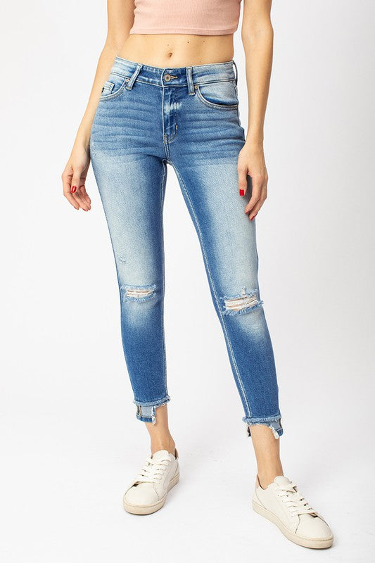 The Chelsea Mid Rise Jean