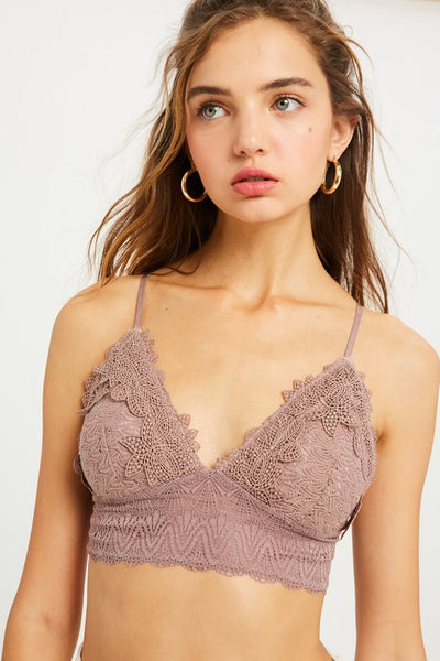 When You're With Me Bralette