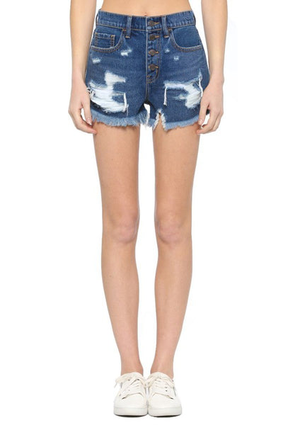 Love You Linda High Waisted Short
