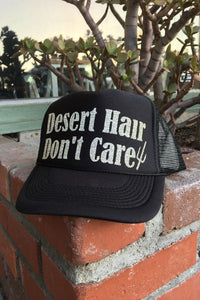 Desert Hair Don't Care Hat