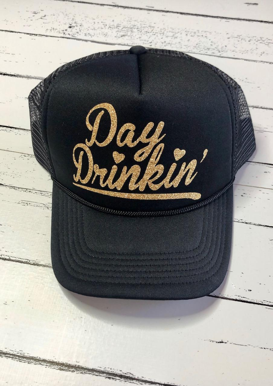 Day Drinkin Trucker Hat