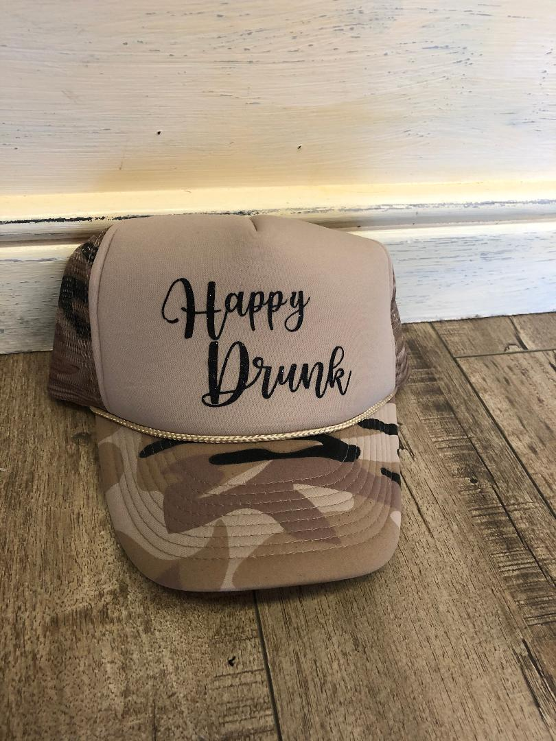 Happy Drunk Hat