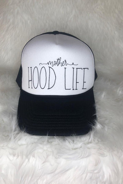 Mother Hood Life Hat