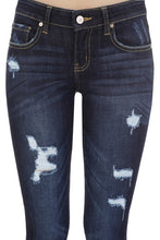 Load image into Gallery viewer, Over And Over Again Low Rise Ankle Skinny Jeans