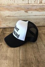Load image into Gallery viewer, River Drinking Trucker Hat