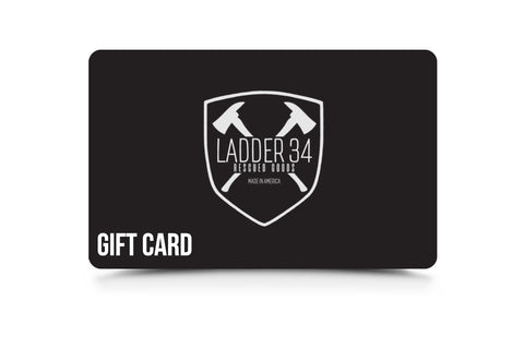 Ladder 34 Gift Card