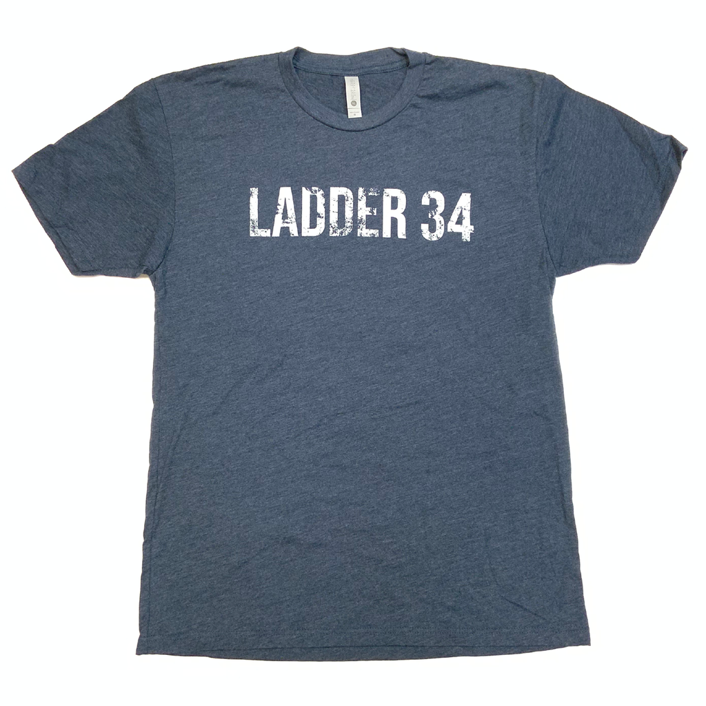 Ladder 34 Navy Tee