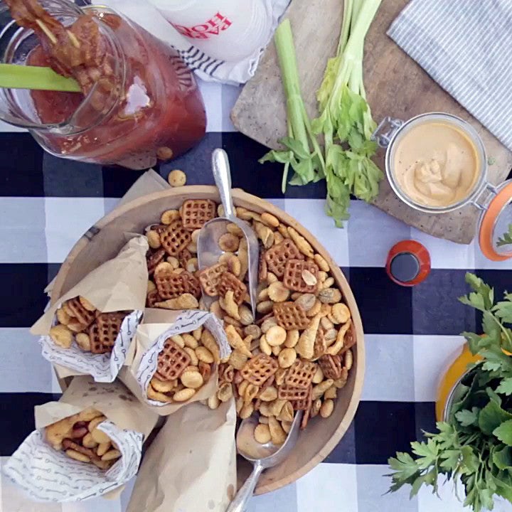 A Spicy Summer Soiree, Featuring Our Pappy Pepper Sauce