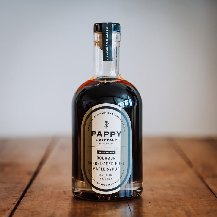 #CookingWithPappy Maple Syrup and Pepper Sauce Recipe Contest