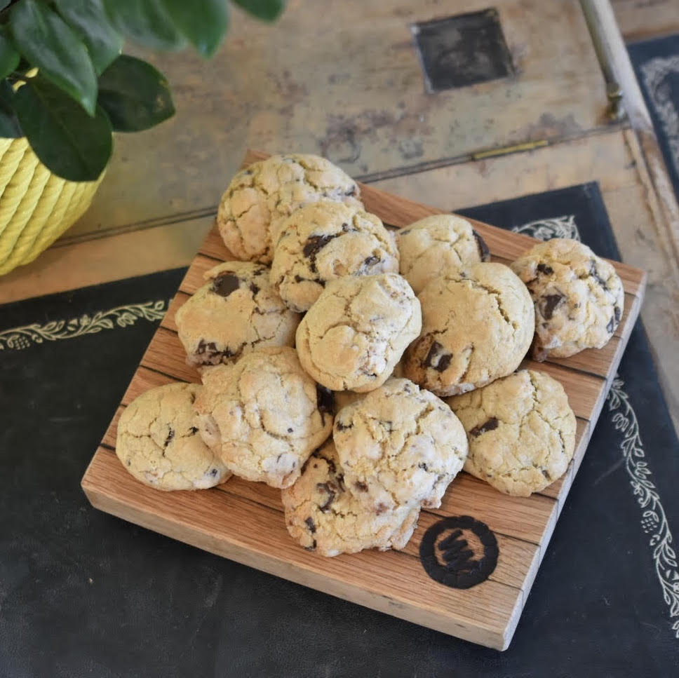 Chewy Maple Pappy Bourbon Ball Cookies Recipe
