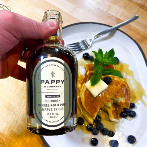 Chef Tyler Florence's Raves About Our Bourbon Barrel-Aged Maple Syrup