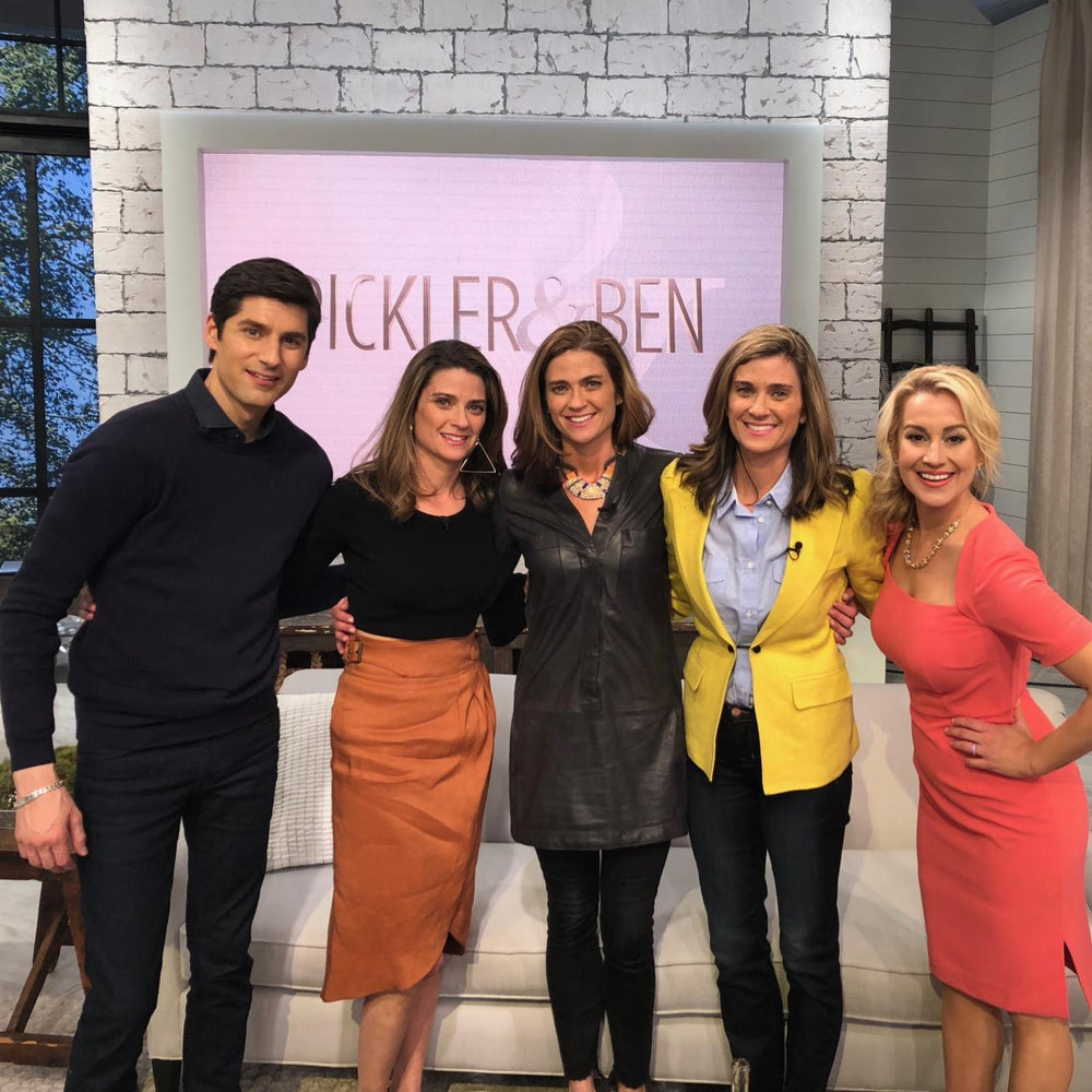 Live on National TV with The Pickler & Ben Show