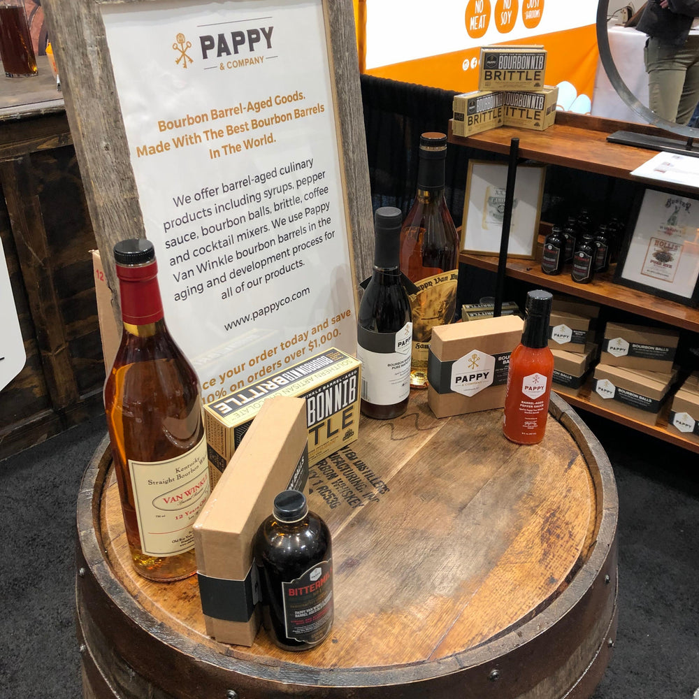 Pappy & Company Goes West For The Fancy Food Show