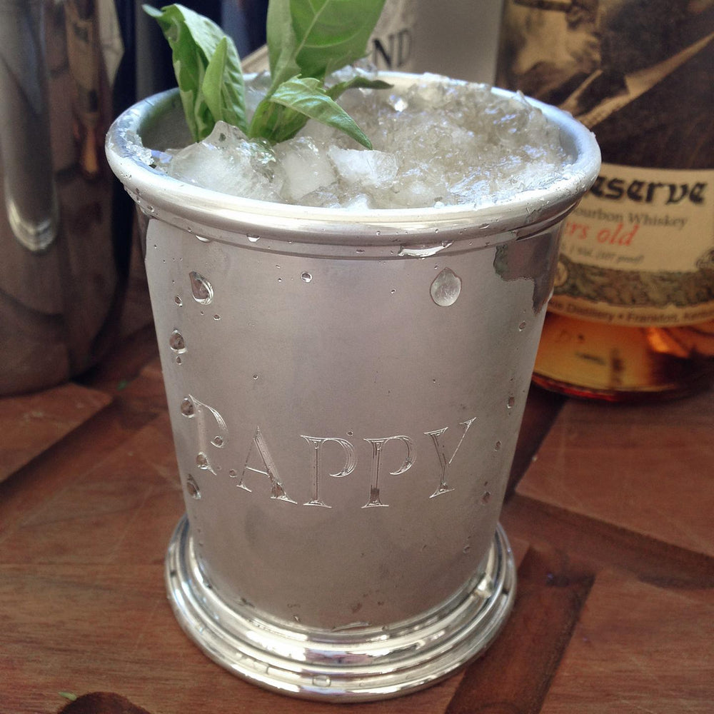 It's Mint Julep Month: With Less Than A Month Until Derby!