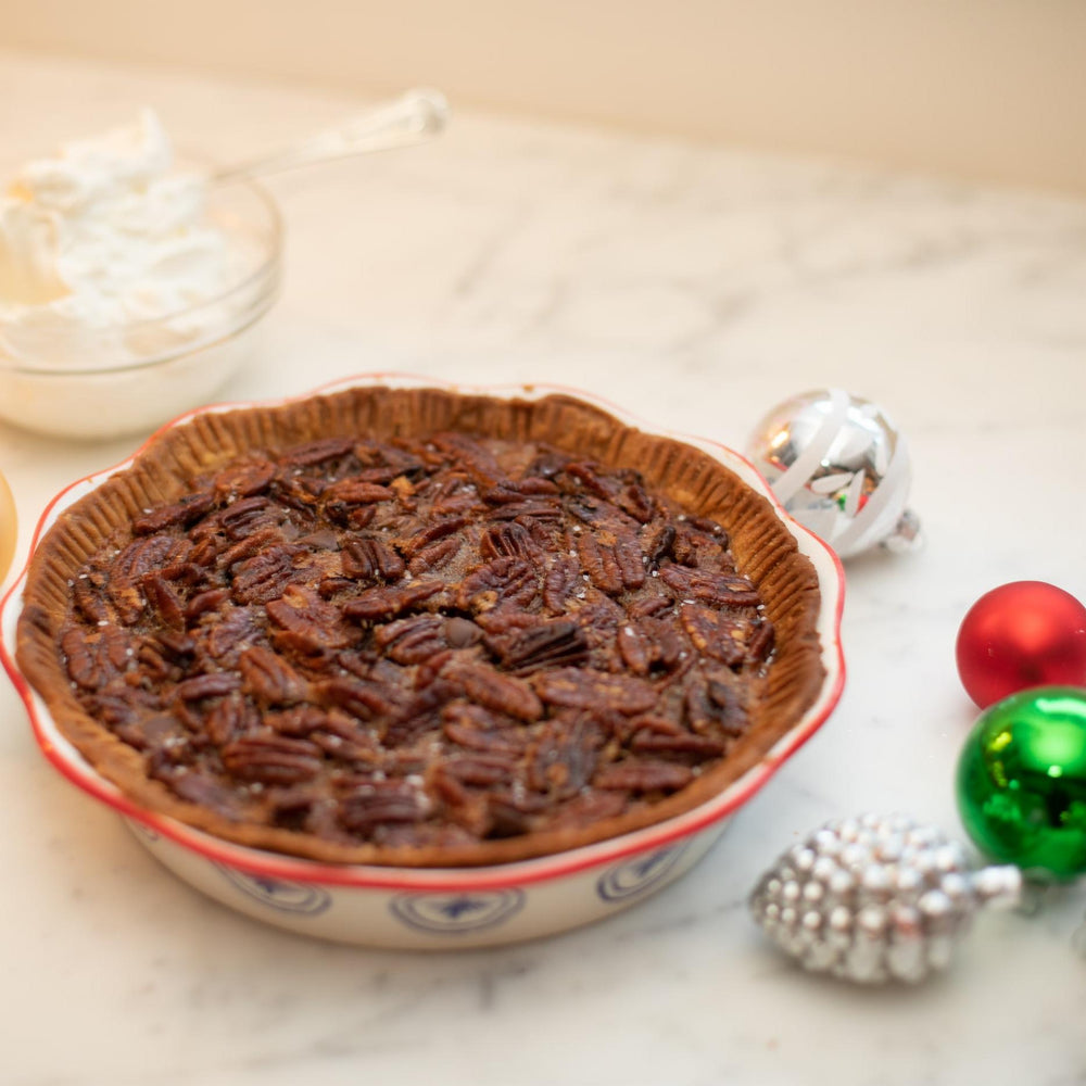 Our Favorite Holiday Maple Syrup Pecan Pie Recipe