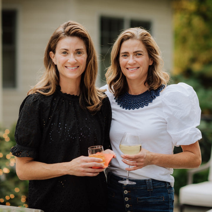 Easy Holiday Entertaining with Founders Carrie & Louise Van Winkle