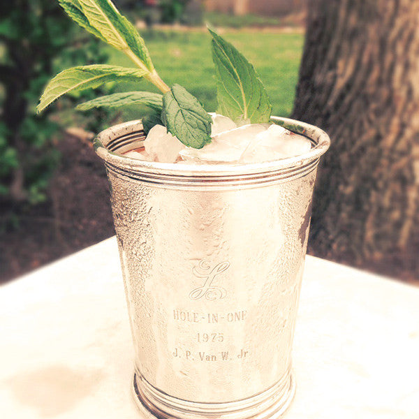 Coveted & Collected: The Southern Traditions Of the Julep Cup