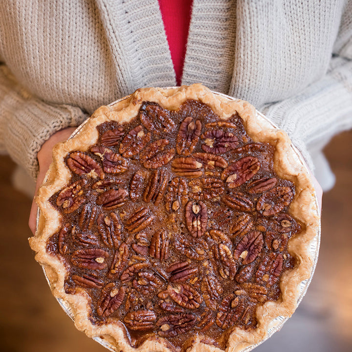 A Sweet Van Winkle Tradition: The Chocolate Bourbon Pecan Pie