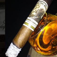 Pappy Cigars and Bourbon