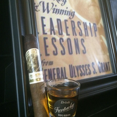 Kentucky Bourbon and Cigars