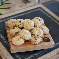 Pappy Maple Bourbon Ball Cookies