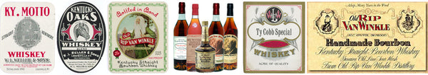 Old Rip Van Winkle Bourbon Distilleries