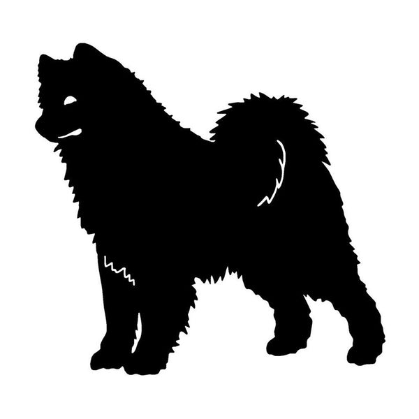 Samoyed Car Sticker