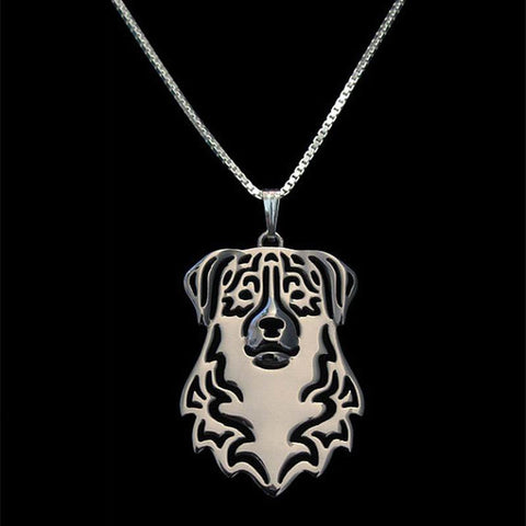 Australian Shepherd Necklace