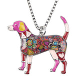 Beagle Fashion Necklace