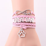 Love Great Dane Bracelet