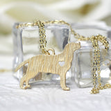 Labrador retriever Charm with Chain