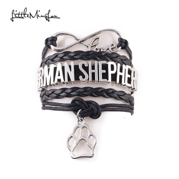 German Shepherd Bracelet