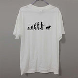 Evolution German Shepherd T-Shirt