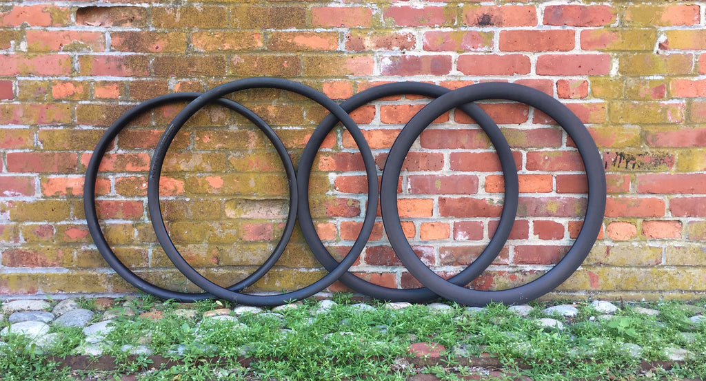Our Disc Brake Carbon Rim Lineup Explained