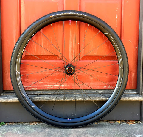 Rim reviews: HED Belgium+ Eroica Alloy